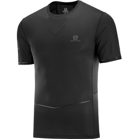 Salomon Sense Ultra T-Shirt Herren black